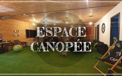 Nouvel espace Canopée