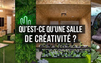 Qu'est-ce qu'une salle de créativité ?